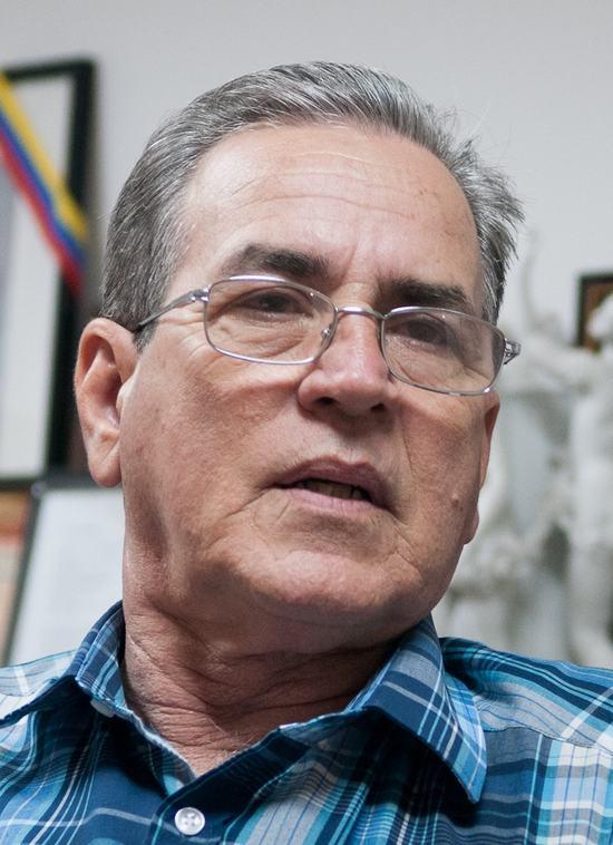 René Sánchez Díaz, Viceministro Primero del MES. Foto: Raúl Pupo./ Juventud Rebelde