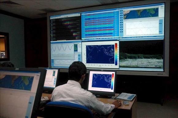 El Servicio Geológico de Estados Unidos, que registra la actividad sísmica mundial, localizó el hipocentro a 8 kilómetros de profundidad marina y a 448 kilómetros al sureste de la capital de las Salomón, Honiara. Foto: EFE