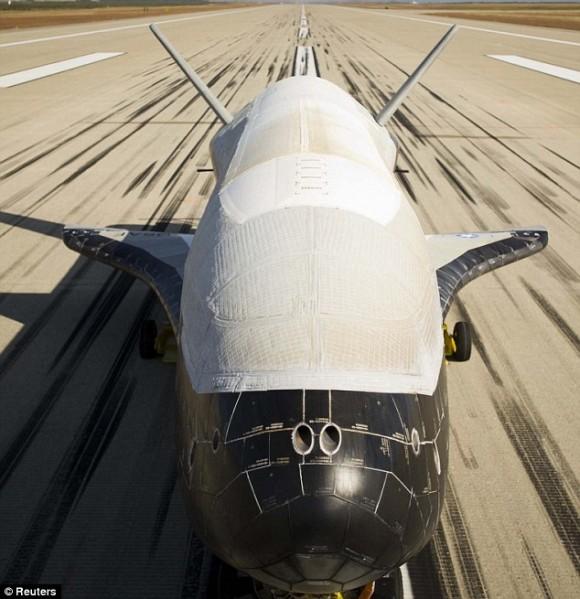 X-37B. Foto: Reuters