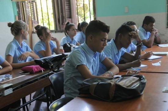 Exámenes de Ingreso, Foto Juventud Rebelde
