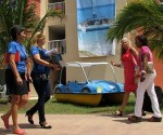 Momentos de la XXXV Feria Internacional de Turismo FitCuba. Foto: AIN.