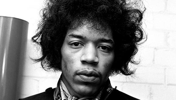 Jimi Hendrix. Foto tomada de spin.com
