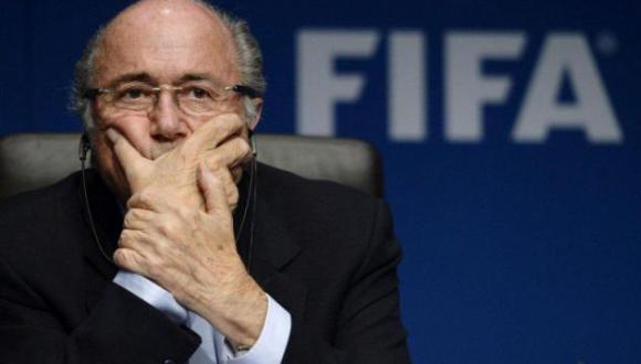 Joseph Blatter. Foto: Reuters.