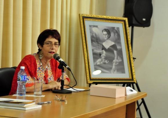 Laidi Fernández. Foto: Roberto Garaicoa/ Cubadebate