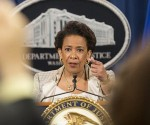 Loretta Lynch. Foto: EFE