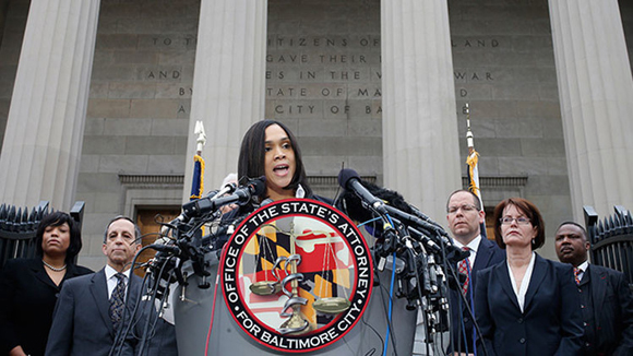 Fiscal Marilyn Mosby. Foto: Reuters