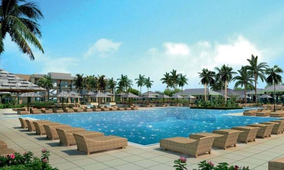 El hotel Melía JArdines del Rey fungió como sede de FITCUBA 2015. Foto tomada de canjetvacations.com