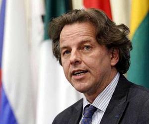 El ministro de Asuntos Exteriores de Países Bajos, Bert Koenders. Foto: Radio Rebelde.