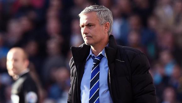 Mourinho obtuvo su tercer título de liga con el Chelsea