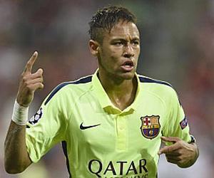 Neymar, convocado a selección olímpica de Brasil