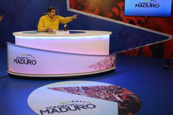 Nicolás Maduro.  Foto: Prensa Presidencial / Archivo de Cubadebate