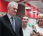 Presidente serbio concluye visita a Cuba. Foto: Yaimí Ravelo / Granma
