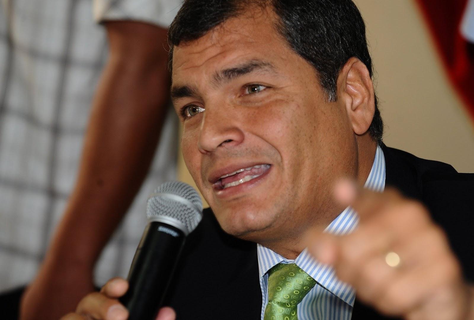 Reitera Correa que CELAC debe reemplazar a OEA