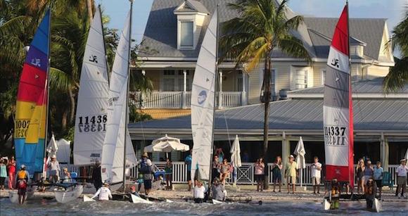 """El """"Havana Challenge"""" se organizó por primera vez en el año 2000, pero hasta ahora, se pudo repetir el evento debido a la falta de permisos como parte de la política de bloqueo de EU contra Cuba. Foto: EFE"""