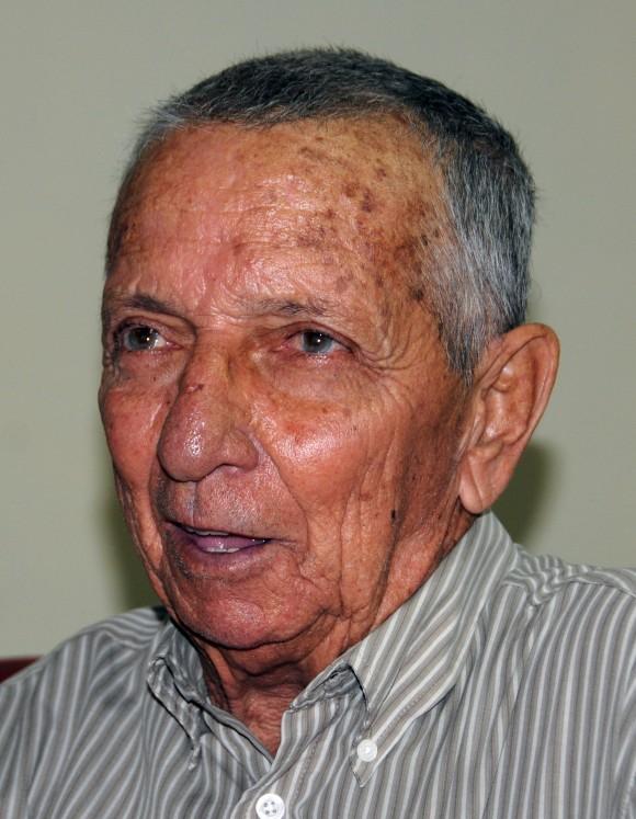 Rosendo Agüero.