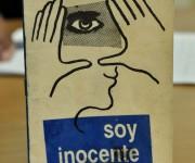 Soy inocente, de JAPE. Foto: Roberto Garaicoa/ Cubadebate