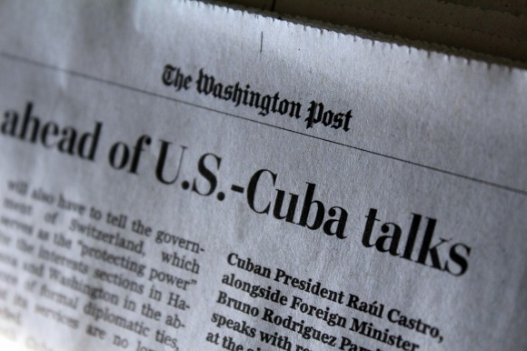 The Washington Post. Foto: Jorge Legañoa/ AIN