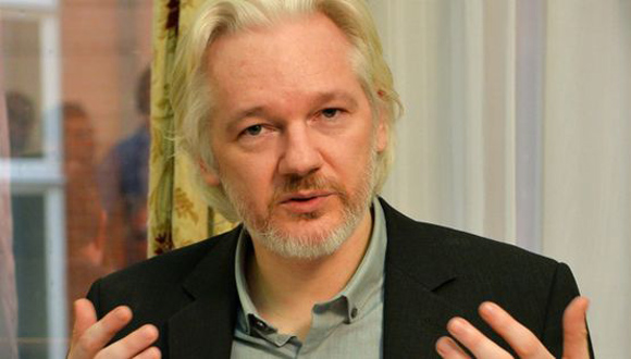 Tribunal Supremo sueco mantiene la orden de detención contra Assange. Foto: Tomada de BBC Mundo