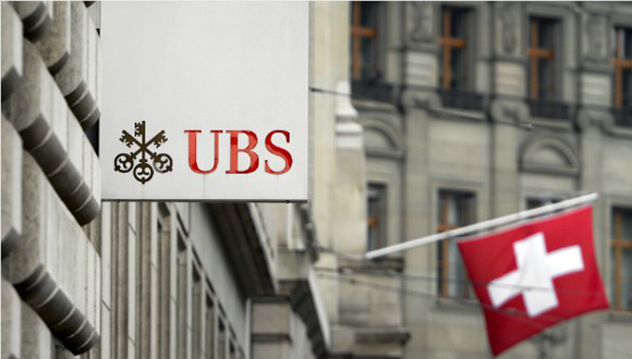 UBS Getty Images
