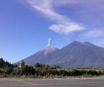 Volcán de Fuego Foto Prensa Libre