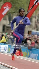 Yarisley Silva en el Great City Games, de Manchester, UK. 9 de mayo de 2015. Foto: Clint Hughes/Getty Images