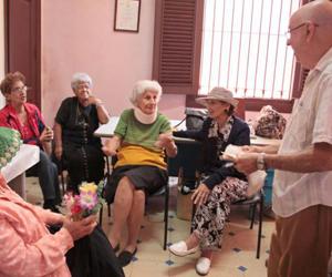 ancianos cuba