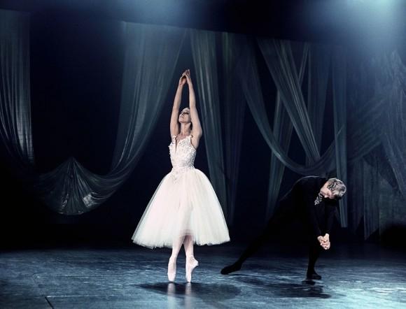 Bailarina rusa Maya Plisétskaya. Foto Ria Novosti
