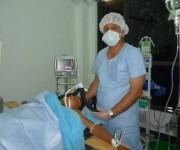 Foto: Brigada Médica Cuba en Nepal.