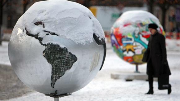 Científicos chinos afirman que el calentamiento global es ficción.