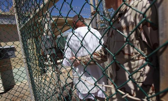 Cárcel de Guantánamo. Foto: John Moore/Getty Images