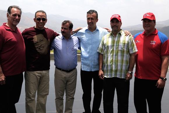 Reciben los Cinco Héroes cubanos llaves de ciudad de La Victoria