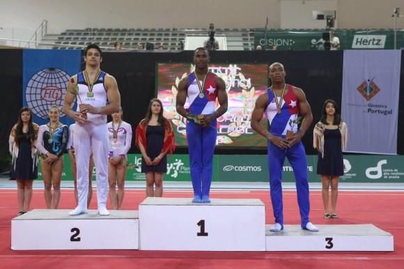 copa mundial de gimnasia portugal