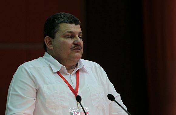 Rafael Santisteban Pozo, integrante del Consejo de Estado y Presidente de la Asociación Nacional de Agricultores Pequeños (ANAP)Foto: Ladyrene Pérez / Cubadebate.