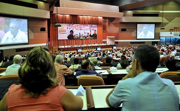 Clausura el XI Congreso de la Asociación Nacional de Agricultores Pequeños. Foto: Ladyrene Pérez/ Cubadebate.