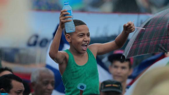 El Desfile de la Alegría. Foto: Ladyerne Pérez/Cubadebate
