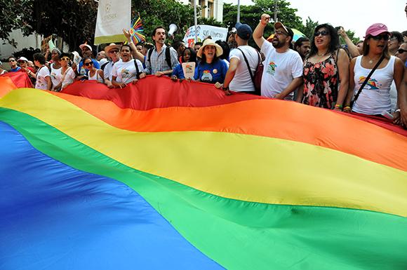 VIII Jornana Cubana conta la Homofobia y la Transfobia. Foto: Ladyrene Pérez/ Cubadebate.