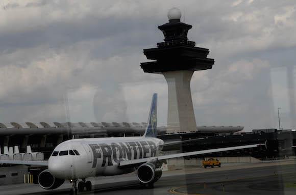 El aeropuerto de Washingto DC. Foto: Ismael Francisco/ Cubadebate