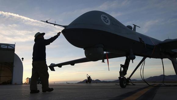 Los aviones tienen una tecnología capaz de vigilar en secreto grandes bloques de personas en diferentes lugares. | Foto: WSJ