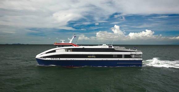 """Havana Ferry Partners LLC, anunció en su página de Facebook que recibió aprobación """"tanto del Departamento del Tesoro como del Comercio para operar nuestro ferry de pasajeros y carga de cuatro puertos de Florida a la Habana, Cuba"""". Foto: Facebook"""