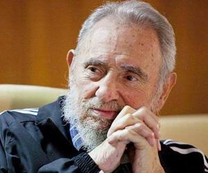 Celebra Foro de Sao Paulo los 90 años de Fidel