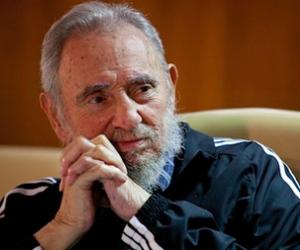 Fidel Castro. Foto: Roberto Chile/ Cubadebate