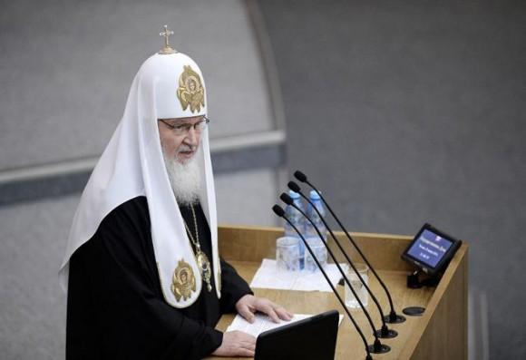 El Patriarca Kirill tuvo una charla con el mandatario chino Xi Jinping, y luego se reunió con Raúl Castro. Foto: Twitter.