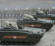 El blindado Kurgánets-25. Foto: Ramil Sitdikov / Sputnik.