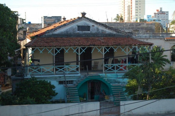 La Casa encantada. Foto: ICAIC.