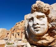 Leptis Magna. Foto: ALAMY