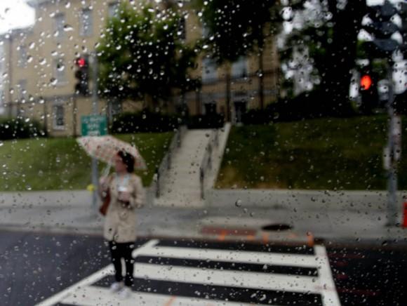Tercerda ronda de conversaciones Cuba-EEUU. Y en Washington, llueve. Foto: Ismael Francisco/ Cubadebate
