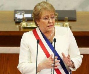 Michelle Bachelet. Foto: Reuters