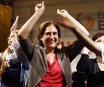 militantes de barcelona en comun