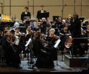 La Orquesta Sinfónica de Minnesota, durante su segunda presentación, en el Teatro Nacional de Cuba, en  La Habana, el 16 de mayo de 2015. AIN FOTO/Roberto MOREJÓN RODRÍGUEZ/