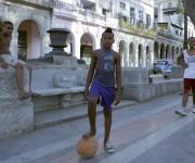 La Habana. Foto: Steve Nash (dos veces MVP e integrante de ocho equipos All-Stars de la NBA)